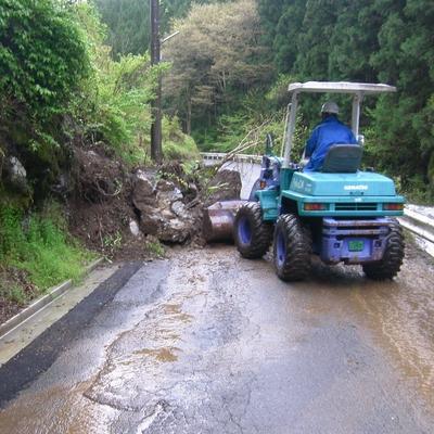 迅速な対応で地域を自然災害から守りますのイメージ